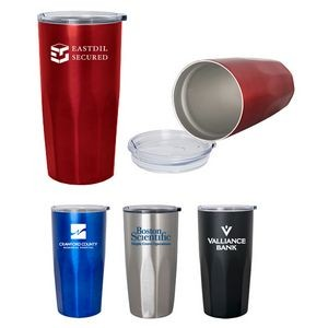 20 Oz. Stainless Steel Double Wall Tumbler